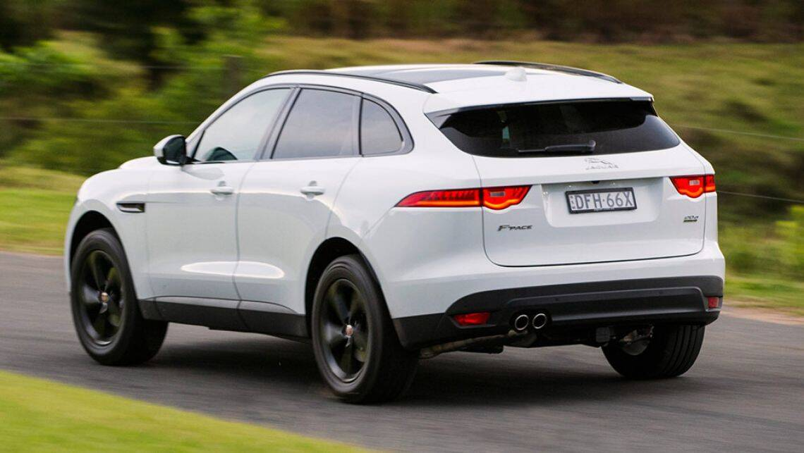 jaguar f pace diesel review first drive carsguide. Black Bedroom Furniture Sets. Home Design Ideas