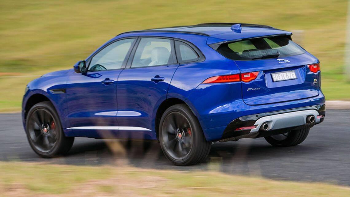 jaguar f pace 2016 new car sales price car news carsguide. Black Bedroom Furniture Sets. Home Design Ideas