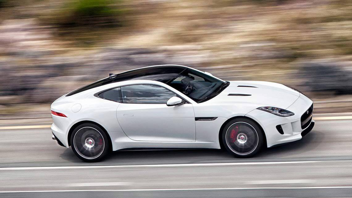 2014 jaguar f type r coupe review carsguide. Black Bedroom Furniture Sets. Home Design Ideas