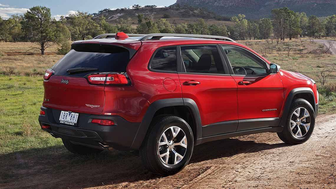 2014 jeep cherokee trailhawk review carsguide. Black Bedroom Furniture Sets. Home Design Ideas