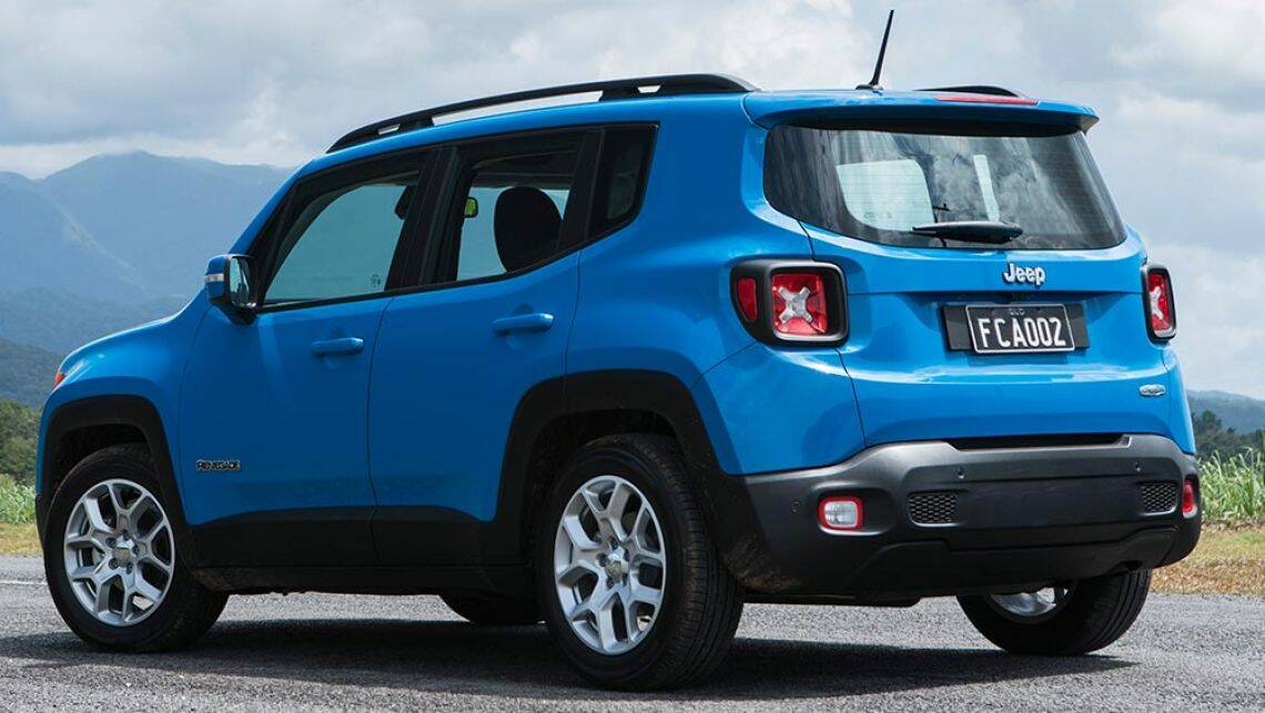 2015 jeep renegade longitude review road test carsguide. Black Bedroom Furniture Sets. Home Design Ideas