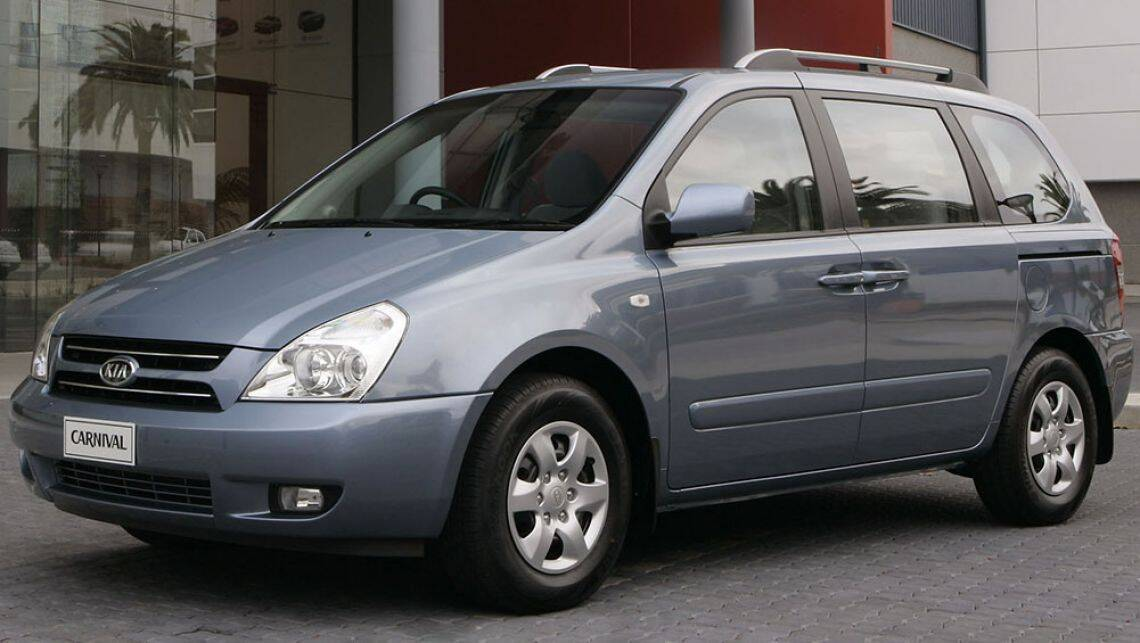Kia Carnival And Grand Carnival 1999 2015 Used Review