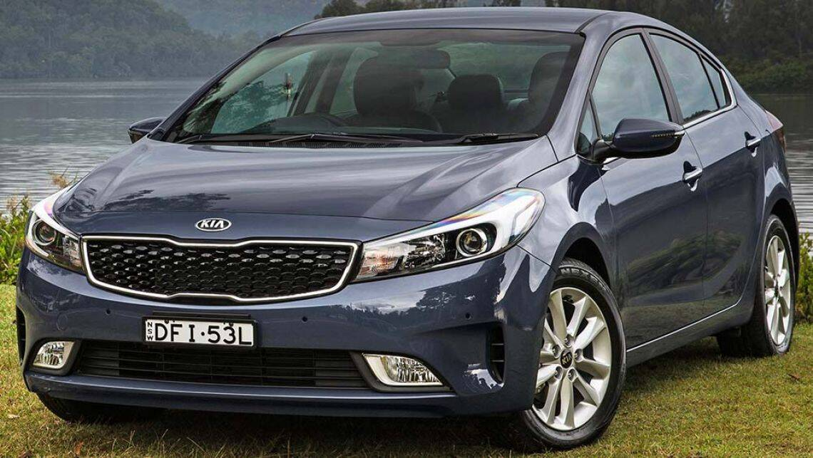 2016 kia cerato review first drive carsguide. Black Bedroom Furniture Sets. Home Design Ideas