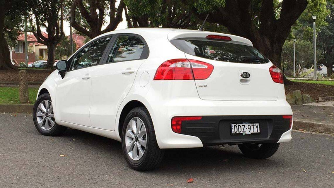 kia rio s premium auto 2016 review road test carsguide. Black Bedroom Furniture Sets. Home Design Ideas