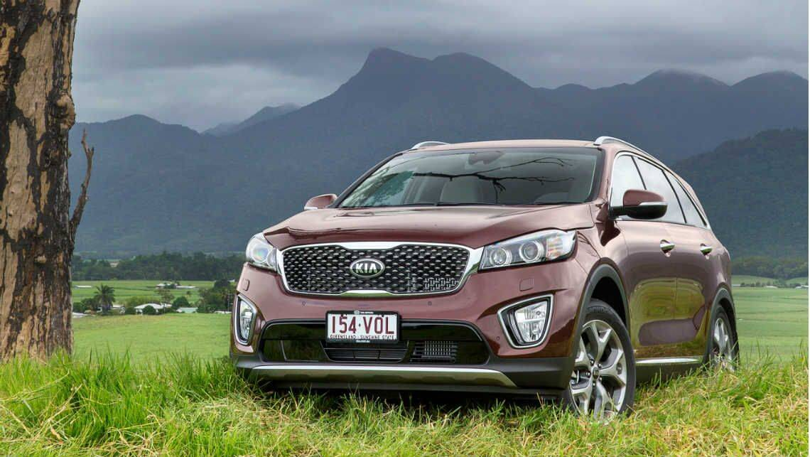 Awesome 2015 Kia Sorento Platinum Review  Road Test  CarsGuide