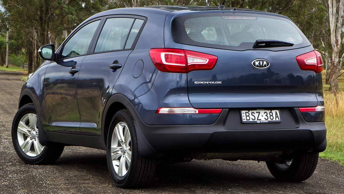 kia sportage used review 2010 2013 carsguide. Black Bedroom Furniture Sets. Home Design Ideas