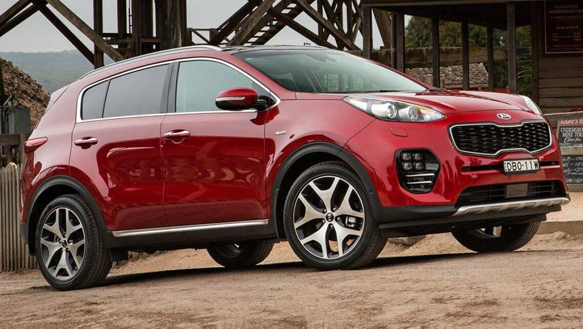 2016 kia sportage review first drive carsguide. Black Bedroom Furniture Sets. Home Design Ideas