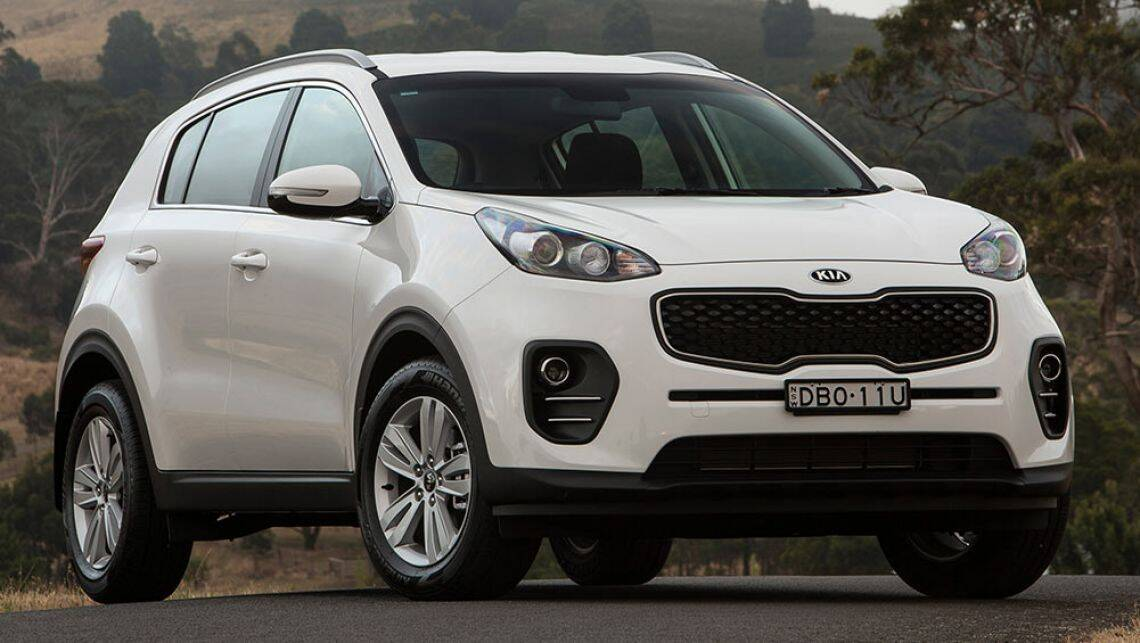 2016 kia sportage si petrol review road test carsguide. Black Bedroom Furniture Sets. Home Design Ideas