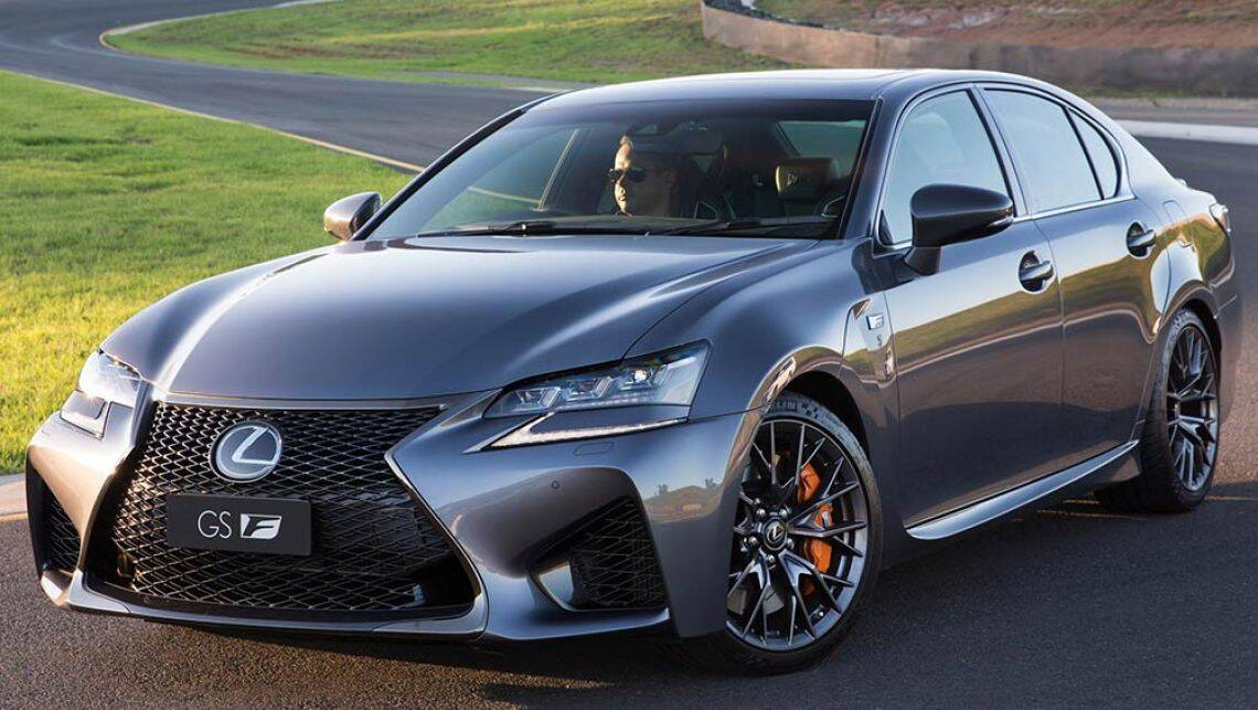 lexus gsf 2016 review road test carsguide. Black Bedroom Furniture Sets. Home Design Ideas