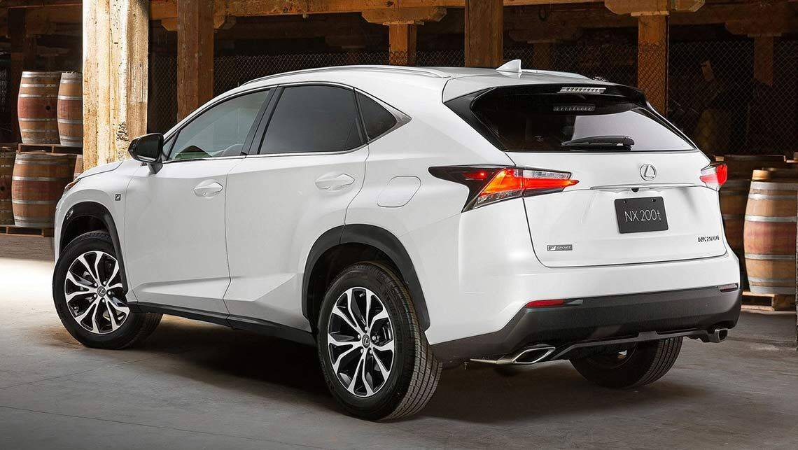 2015 lexus nx suv review first drive carsguide. Black Bedroom Furniture Sets. Home Design Ideas