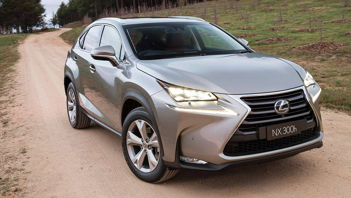 2014 lexus nx300h review first drive carsguide. Black Bedroom Furniture Sets. Home Design Ideas