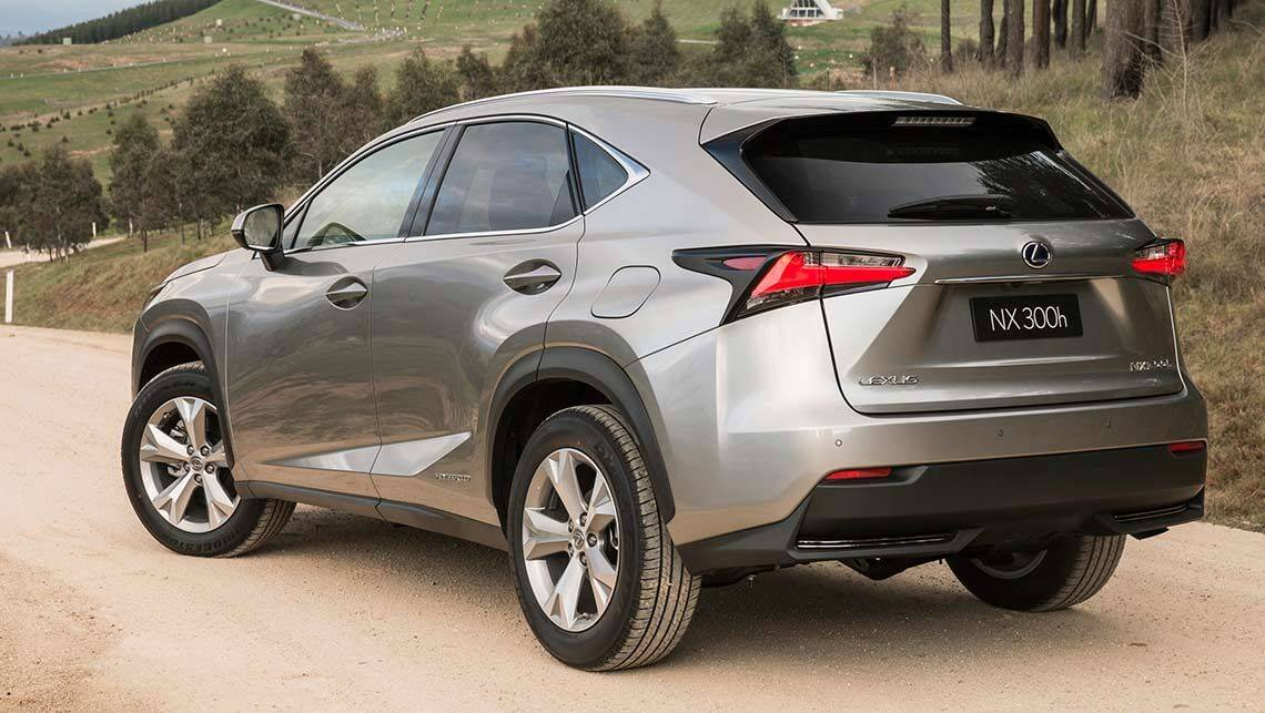 2015 lexus nx300h review carsguide. Black Bedroom Furniture Sets. Home Design Ideas