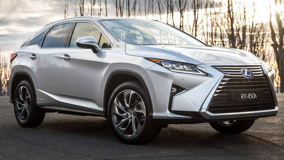 2016 Lexus Rx450h Review Road Test Carsguide