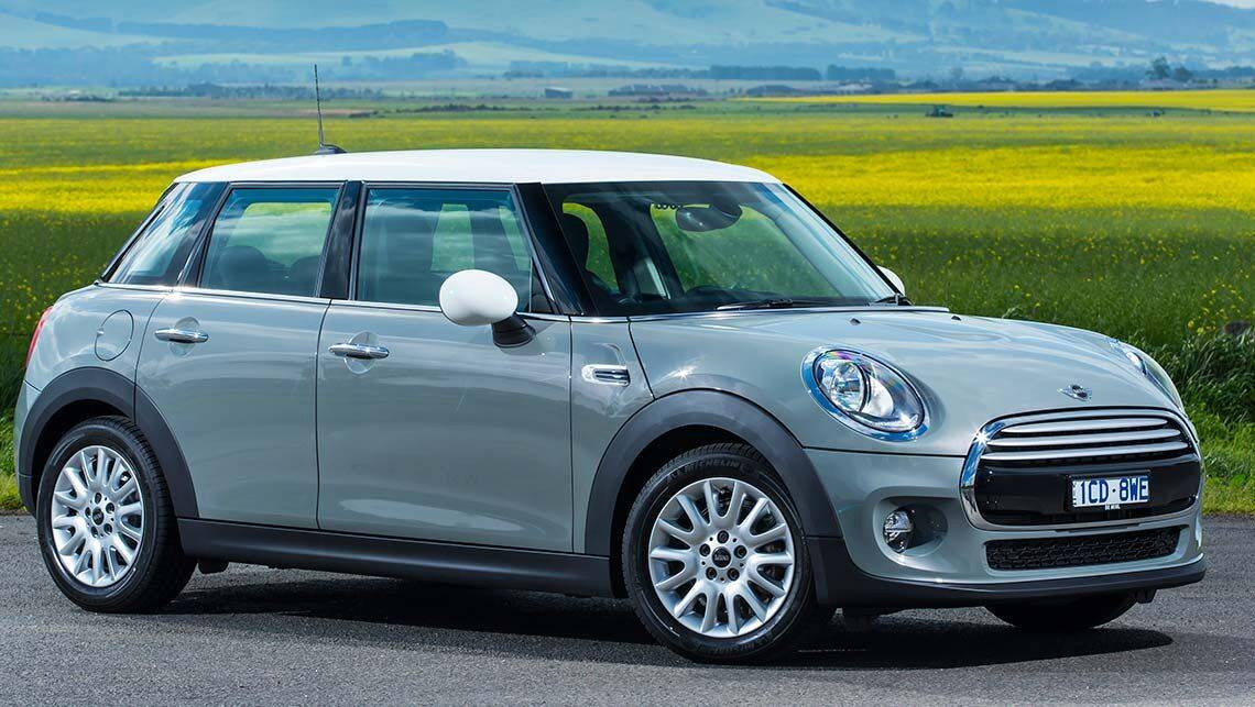 mini cooper 5 door review 2015 carsguide. Black Bedroom Furniture Sets. Home Design Ideas