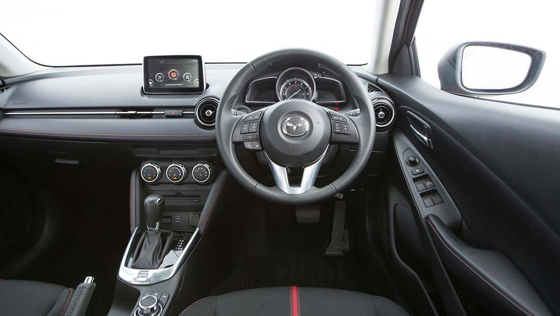 Luxury 2015 Mazda 2 Maxx And Genki Review  First Drive  CarsGuide