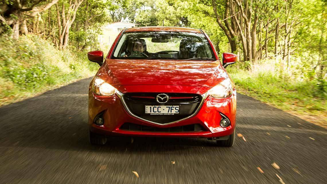 Creative 2015 Mazda 2 Maxx And Genki Review  First Drive  CarsGuide