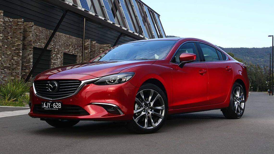 mazda 6 atenza sedan 2016 review road test carsguide. Black Bedroom Furniture Sets. Home Design Ideas