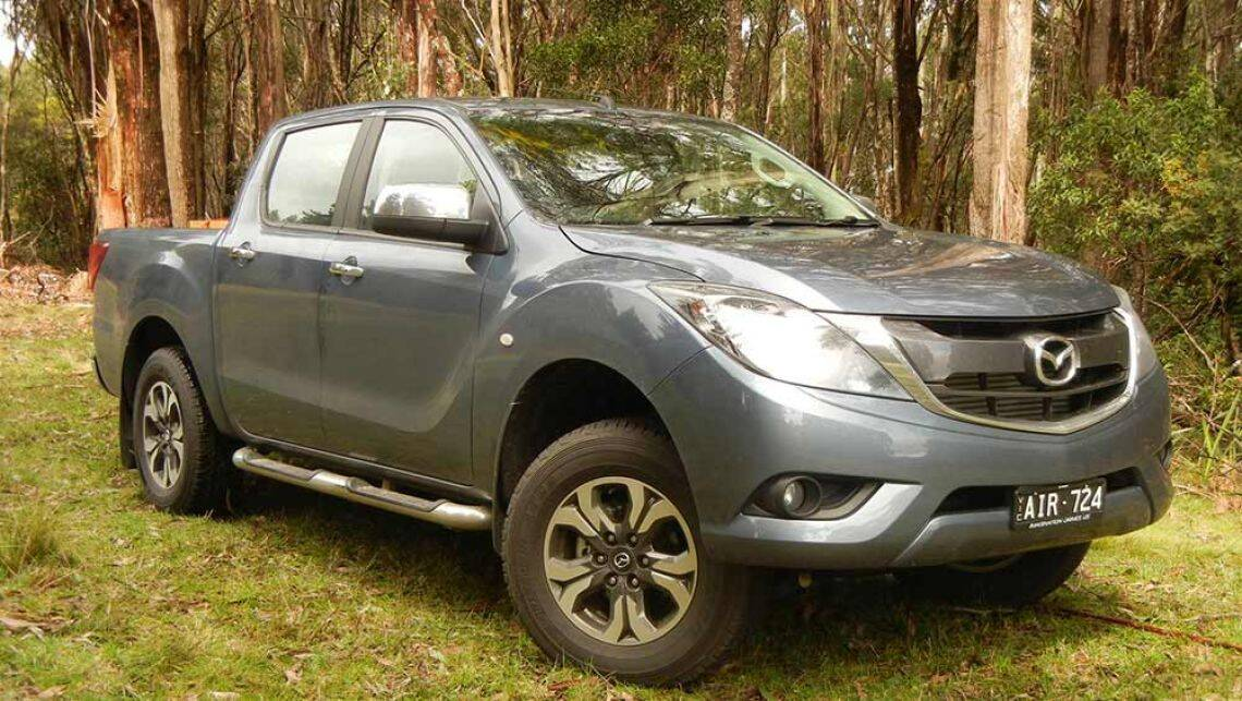 mazda bt 50 xtr dual cab 4x4 auto 2016 review road test carsguide. Black Bedroom Furniture Sets. Home Design Ideas