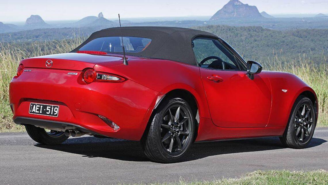 2015 mazda mx 5 1 5 litre automatic review road test. Black Bedroom Furniture Sets. Home Design Ideas