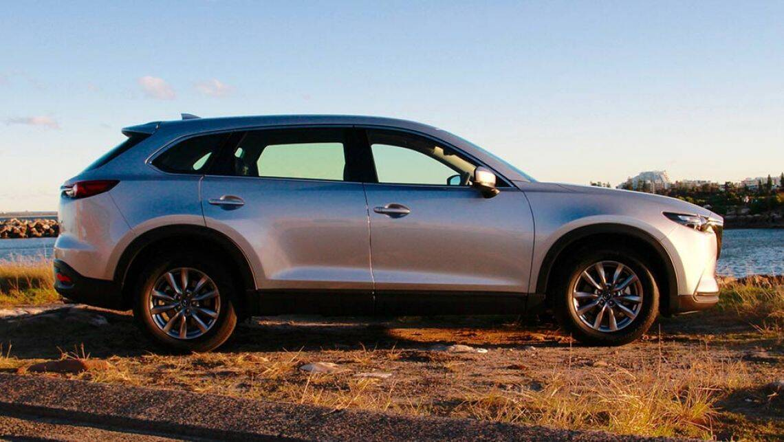 mazda cx 9 touring fwd 2016 review road test carsguide. Black Bedroom Furniture Sets. Home Design Ideas
