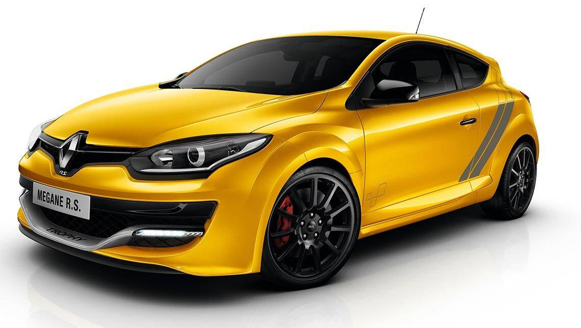 renault megane rs275 trophy 2014 review carsguide. Black Bedroom Furniture Sets. Home Design Ideas
