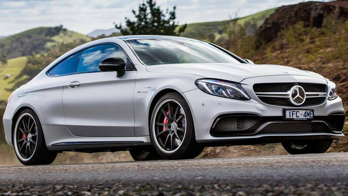 Mercedes Amg C63 S Coupe 2016 Review Snapshot Carsguide