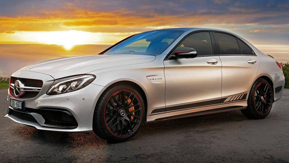 Mercedes amg c63 s sedan 2016 review road test carsguide for 2016 mercedes benz amg e 63 sedan