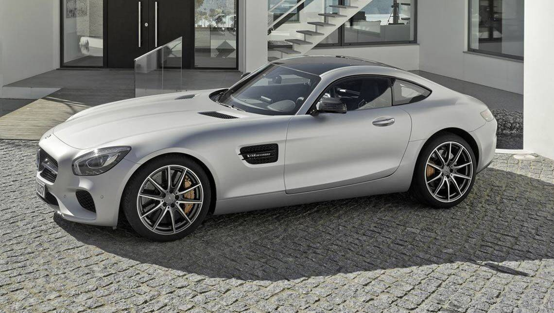 2015 mercedes amg gt revealed car news carsguide for Mercedes benz amg 6 3