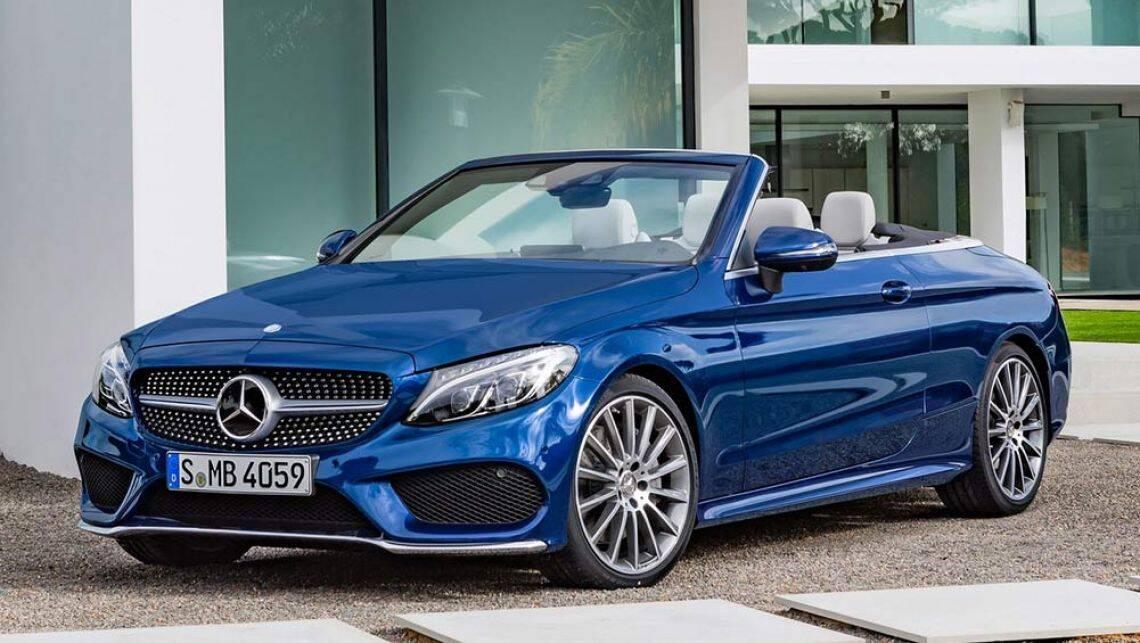 Mercedes benz c class cabriolet 2016 new car sales price for Mercedes benz big car