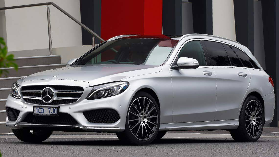 Mercedes benz c250 estate 2015 review carsguide for Mercedes benz of hoffman estates