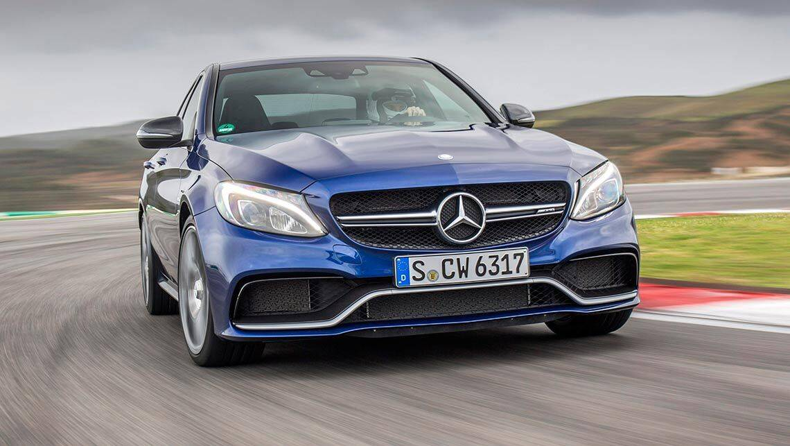 Mercedes benz c63 s amg 2015 review carsguide for Mercedes benz amg 6 3