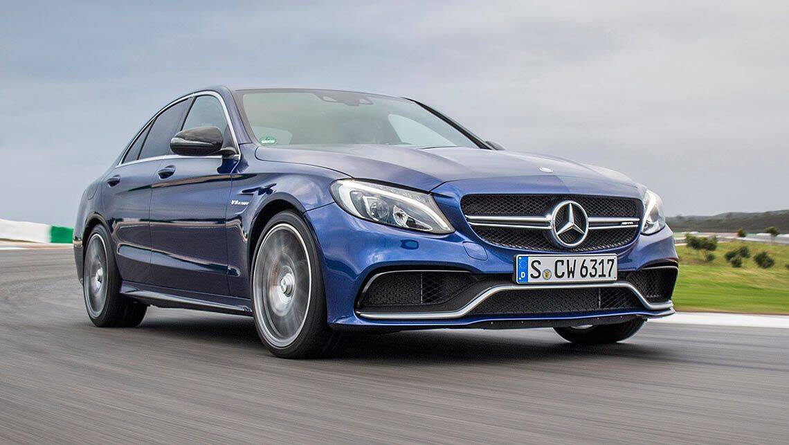 Mercedes benz c63 s amg 2015 review carsguide for C63 mercedes benz