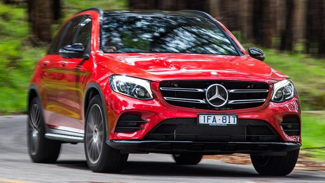 2016 mercedes benz glc 250 and 220d review road test for Mercedes benz glc