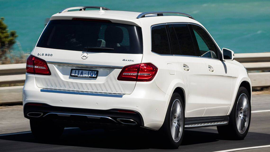 Used Mercedes Gls Review >> 2016 Mercedes-Benz GLS 500 review | first drive | CarsGuide