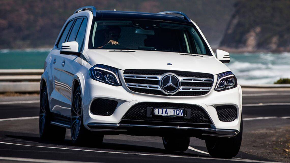 2016 mercedes benz gls 500 review first drive carsguide
