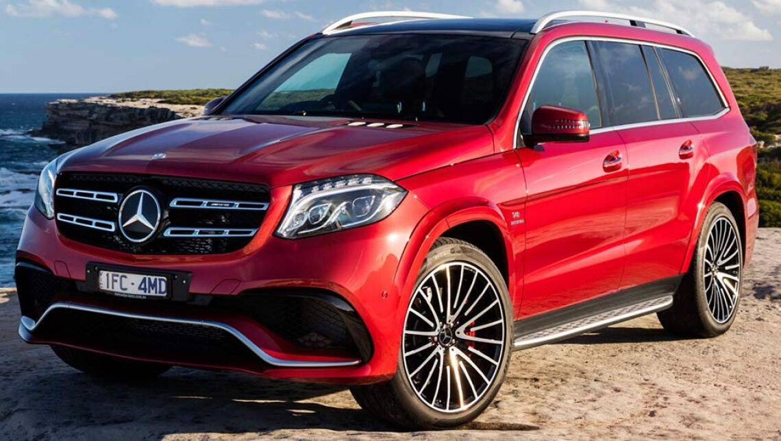 Which mercedes benz is 7 seater suv autos post for Mercedes benz amg suv