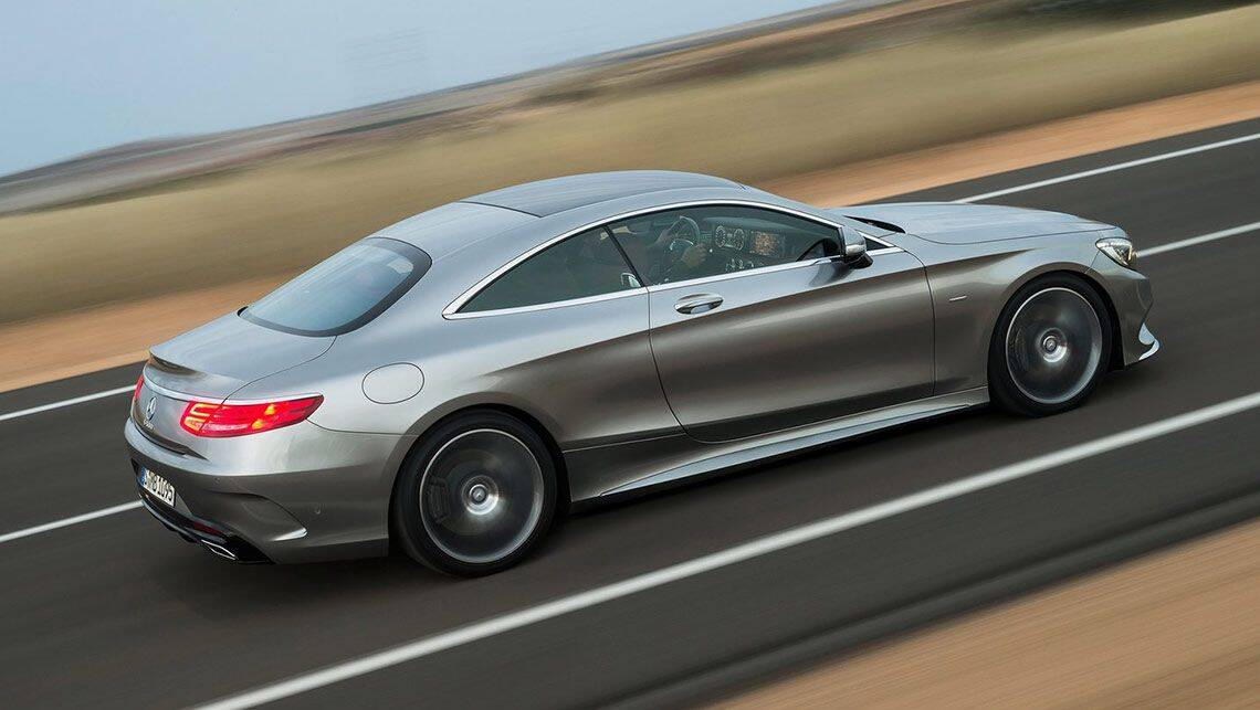 2015 mercedes benz s class coupe review carsguide for S coupe mercedes benz