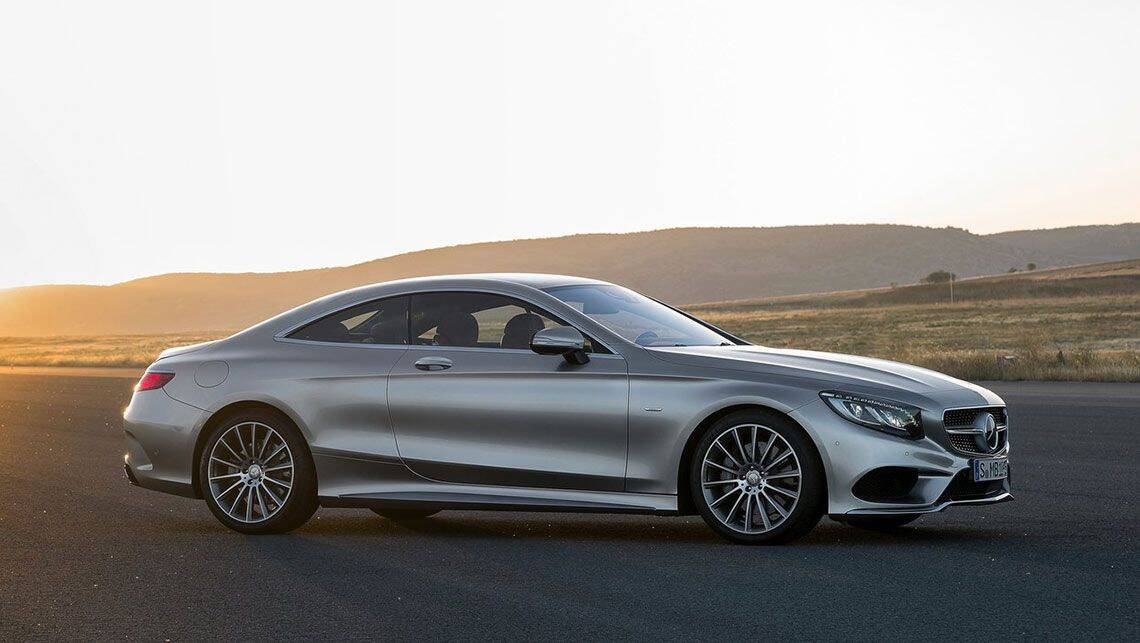 2015 mercedes benz s class coupe review carsguide. Black Bedroom Furniture Sets. Home Design Ideas