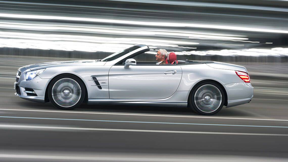 2015 mercedes benz sl400 review carsguide for Mercedes benz bakersfield ca