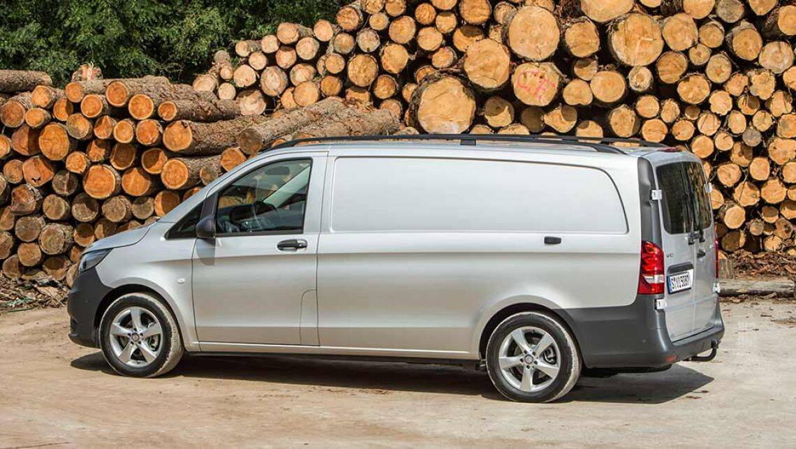 mercedes benz vito 116cdi 2016 review road test carsguide. Black Bedroom Furniture Sets. Home Design Ideas