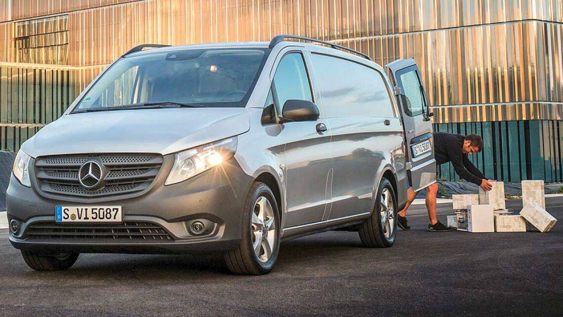 Mercedes Benz Vito 116cdi 2016 Review Road Test Carsguide