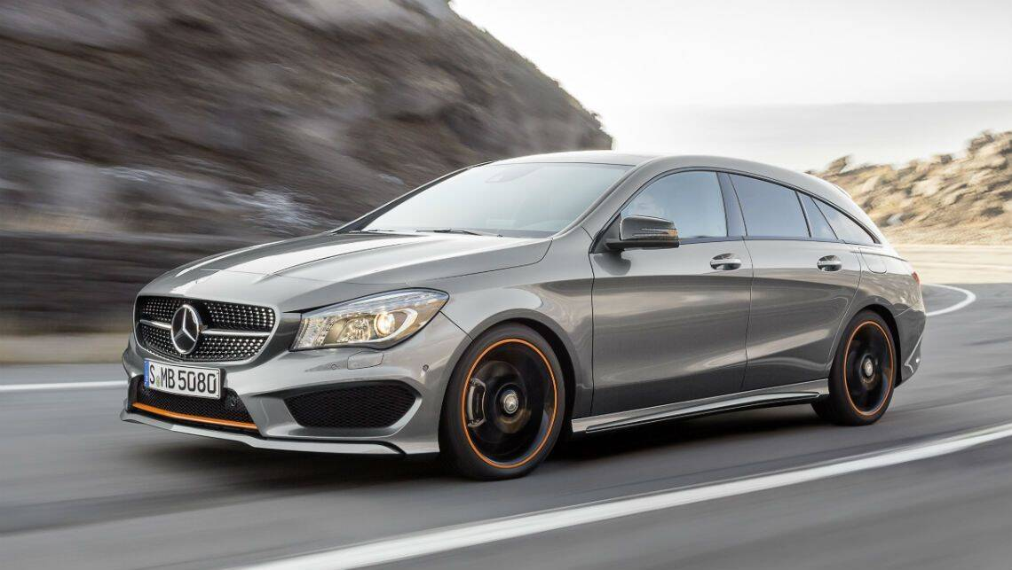 2015 mercedes benz cla shooting brake review first drive carsguide. Black Bedroom Furniture Sets. Home Design Ideas