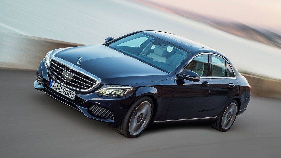 Mercedes benz c300 bluetec hybrid review 2015 carsguide for Hybrid mercedes benz