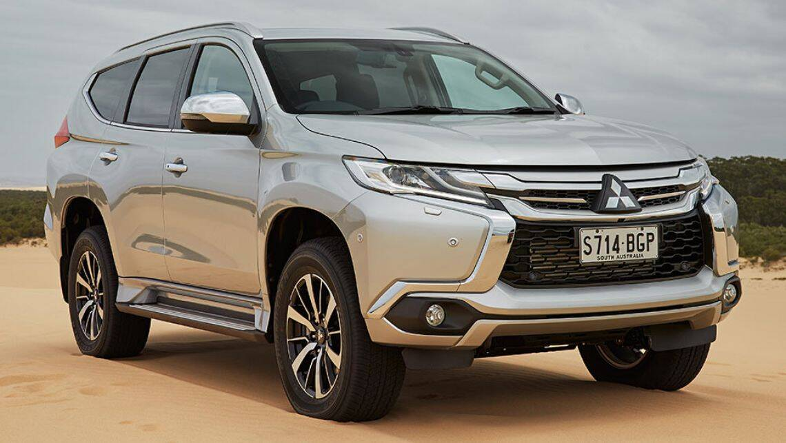All New Model Pajero Sport 2014 | Autos Post
