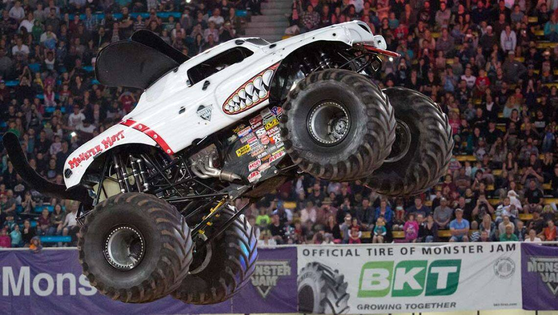 Monster Jam Monster Truck Review First Drive Carsguide
