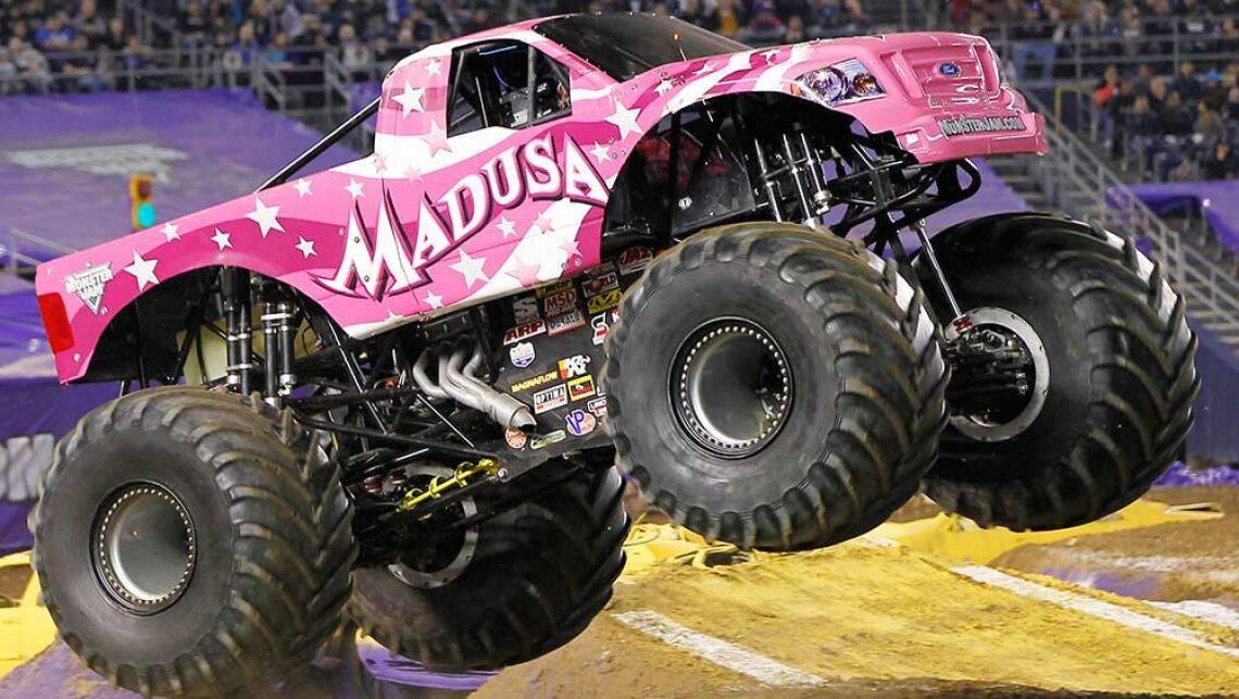monst truck