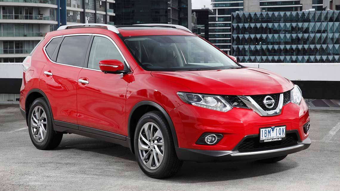 2014 nissan x trail 2 0 st review carsguide. Black Bedroom Furniture Sets. Home Design Ideas