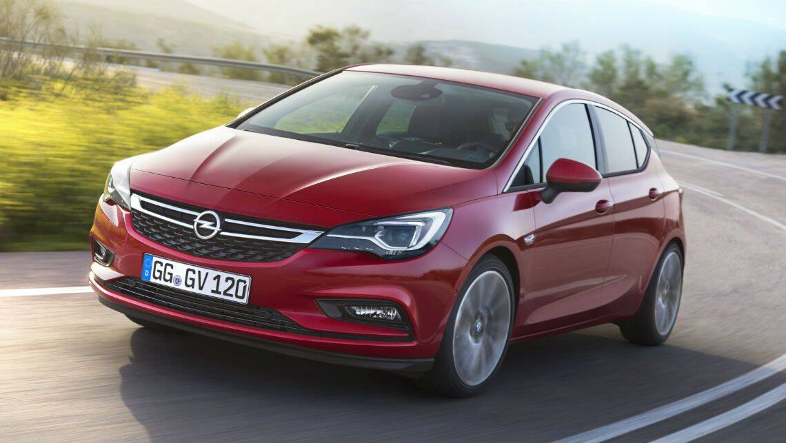 2016 opel astra revealed car news carsguide. Black Bedroom Furniture Sets. Home Design Ideas