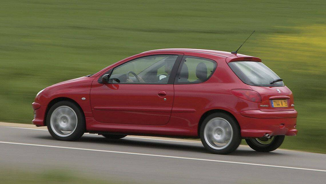 Peugeot 206 Used Review