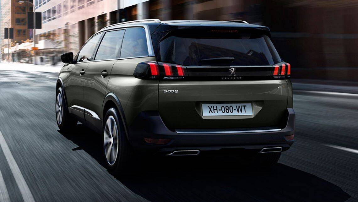 2017 peugeot 5008 suv revealed car news carsguide. Black Bedroom Furniture Sets. Home Design Ideas
